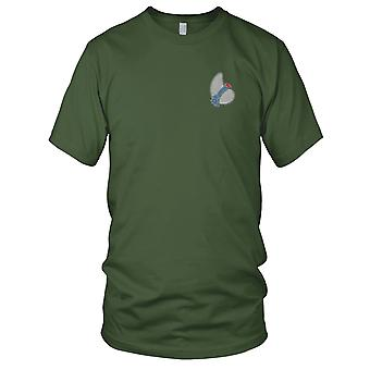 US Army - 121st Infantry Regiment Embroidered Patch - Kids T Shirt
