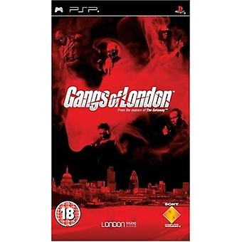 Gangs Of London PSP Game