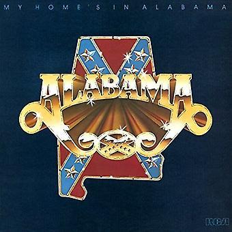 Alabama - mit hjem er N Alabama / føles så rigtigt [CD] USA importerer