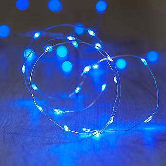 Submersible Waterproof Vine Fairy Lights, 20 LEDs per String for Vases, Floral & Weddings