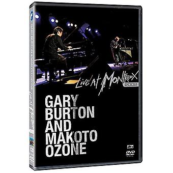 Burton/ozon - Live i Montreux 2002 [DVD] USA import
