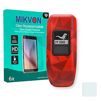 Garmin vivofit jr. Screen Protector - Mikvon Clear (Retail Package with accessories)