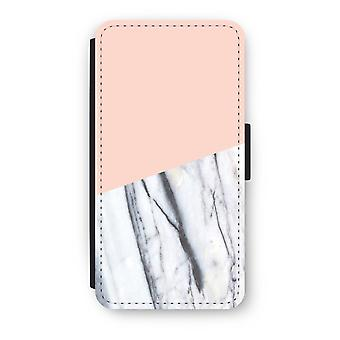 Huawei Ascend P10 Flip Case - A touch of peach