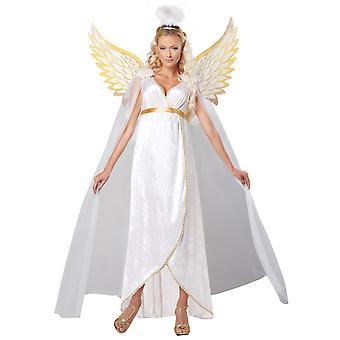 Guardian Angel himmelen Christmas bibelske langfredag påske Womens drakt