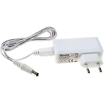 Dehner Elektronik LED 24V12W-MM-W2E LED transformer Constant voltage 12 W 0.5 A 24 Vdc Approved for use on furniture