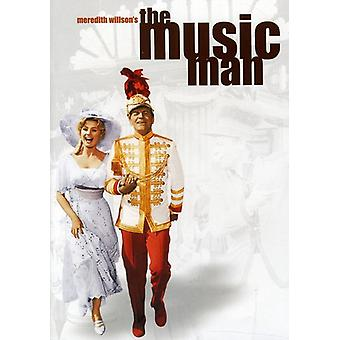 Musik Man [DVD] USA import