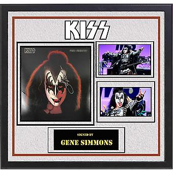 KISS - Gene Simmons - Signed Album