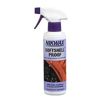 Nikwax SoftShell Proof Spray-On - 300ml