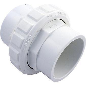 "Hayward SP14982S 2 ""Socket vit PVC Flush kvinnliga uttaget unionen"