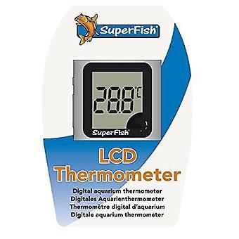 Superfish vissen Aquarium glas Thermometer