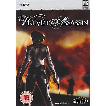 Velvet Assassin (PC)-fabriks forseglet