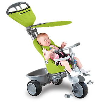 Recliner 4-in-1 Baby Trike - Green