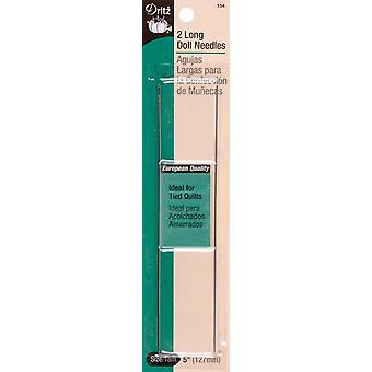 Dritz Long Doll Needles 5