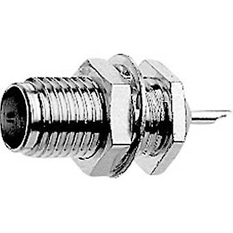 SMA connector Socket, build-in 50 Ω Telegärtner J01151A0891 1 pc(s)