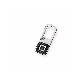 ZOPPINI Stainless Steel Carbon Key Clip