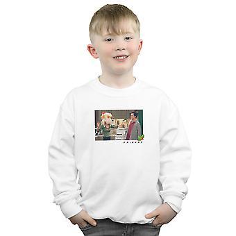 Friends Boys Turkey Head Sweatshirt