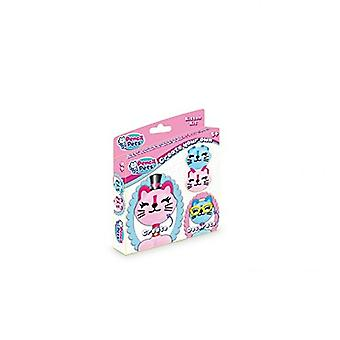Pencil Pets - Pink & Blue Kitten Kit