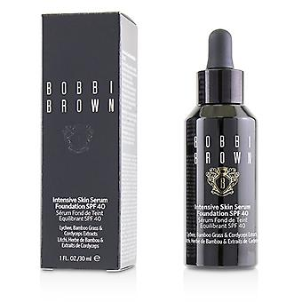 Bobbi Brown Intensive Skin Serum Foundation SPF40 - # 0.75 Ivory - 30ml/1oz