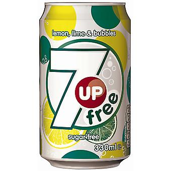 7up Dosen zuckerfrei