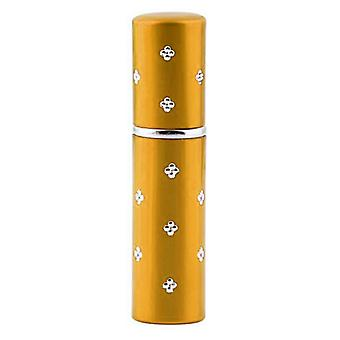 Parfume containere, 5 ml-guld