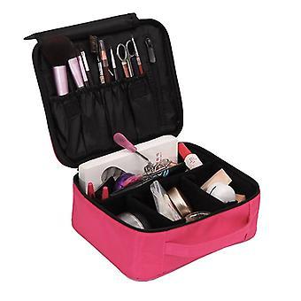 Praktische und wasserdichte Kulturbeutel Tasche-Pink