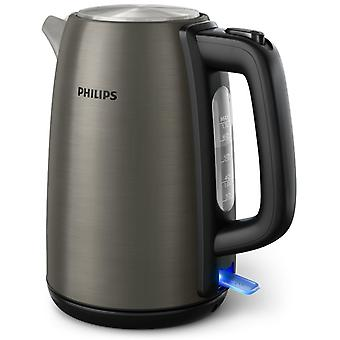 Philips HD9352/80 Waterkoker 1.7L 2200W RVS/Titanium