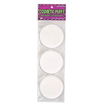 Cosmetic Puffs (3 in pkt)