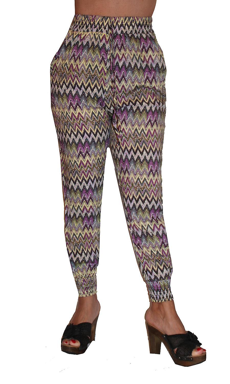 Waooh - geometric pattern Pants geobra