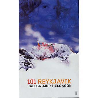 101 Reykjavik (hoved) ved Hallgrimur Skålaglam - 9780571209767 bok