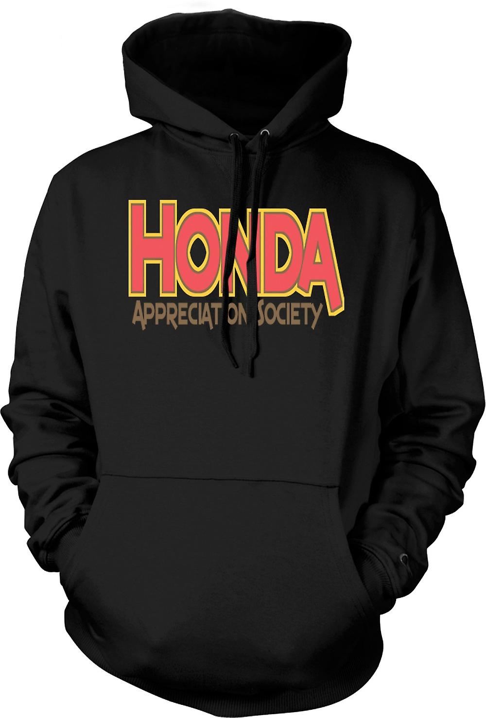 Mens Hoodie - Honda Appreciation Society