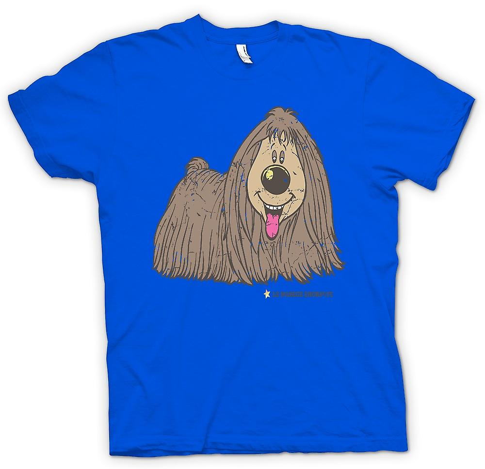 Mens T-shirt - The Magic Roundabout - Dougal