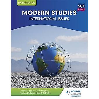 Higher Modern Studies for CFE - International Issues by Frank Cooney -