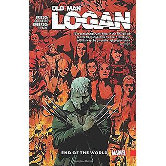 Wolverine: Old Man Logan Jg. 10 - Ende der Welt