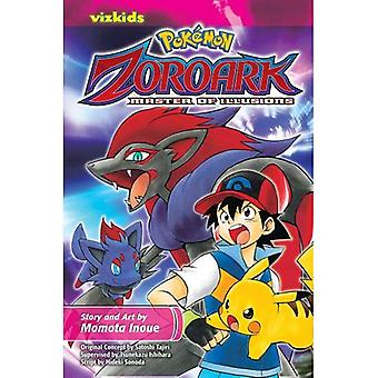 Zoroark: Master of Illusions (Pokemon