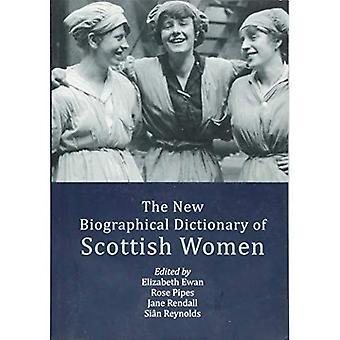 Den ny Biografisk Leksikon af skotske kvinder