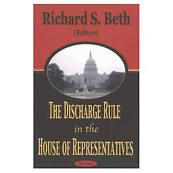 The Discharge Rule in the House of Representatives