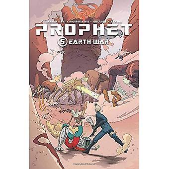 Profeta Volume 5: Guerra de terra