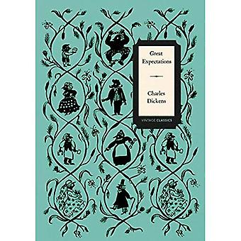 Great Expectations (Vintage Classics Dickens Series) - Vintage Classics Dickens Series