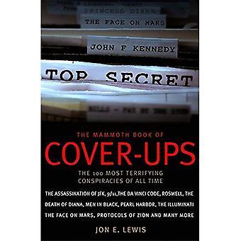 De mammoet boek van Cover-ups (mammoet boek van) (mammoet boek van)