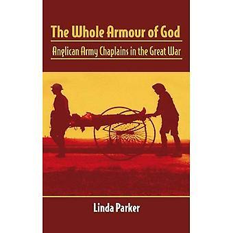 Den hela Guds vapenrustning. Anglikansk Army kaplaner i kriget (Helion studier i militärhistoria)