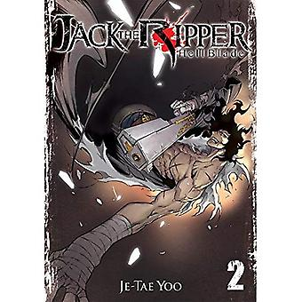 Jack the Ripper: Hell Blade Vol. 2
