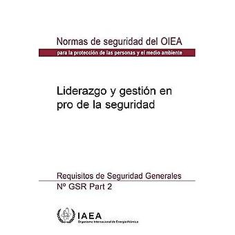 Leadership and Management for Safety [Spanish]