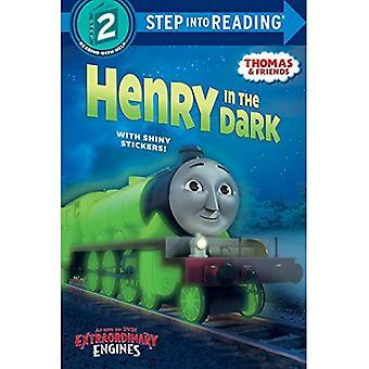 Henry no escuro (Thomas e amigos) (Thomas e amigos (entra leitura))