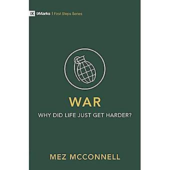 War - Why Did Life Just Get Harder? (9 Marks)