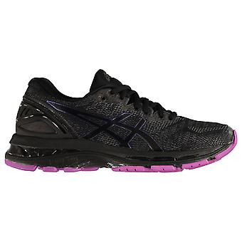 Asics Womens Gel Nimbus 20 Running Shoes Road Lace Up Breathable Cushioned Ankle