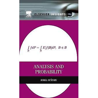 Analysis and Probability by Spataru & Aurel