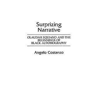 Surpreendente narrativa Olaudah Equiano e os começos da autobiografia de preto por Costanzo & Angelo