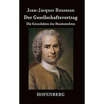 JeanJacques ルソー ・ デル ・ Gesellschaftsvertrag