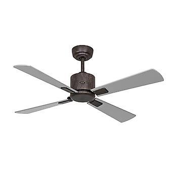 Ceiling Fan ECO NEO III 103 BZ Wenge / Silver