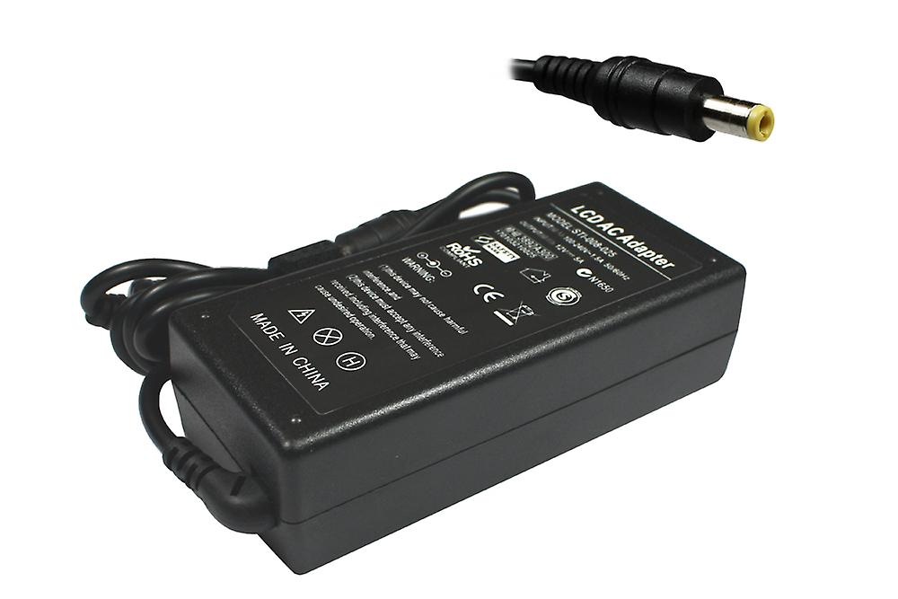 Acer AL716 Compatible Monitor Power Supply AC Adapter